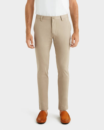 Commuter Pant Slim Khaki / 28 / Notify Setfeatured image