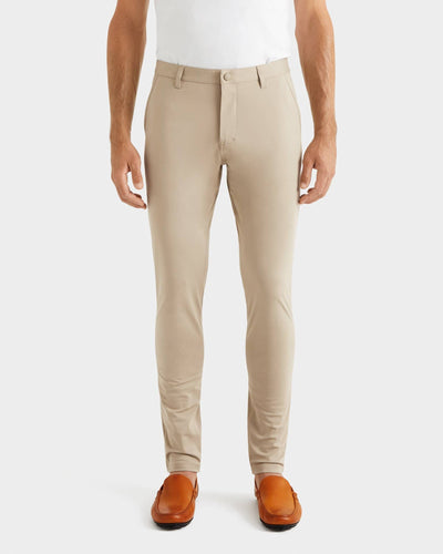 Commuter Pant Skinny Khaki / 28 / Notifyfeatured image