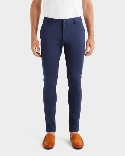 Commuter Pant Skinny Navy / 28 / Notifyfeatured image