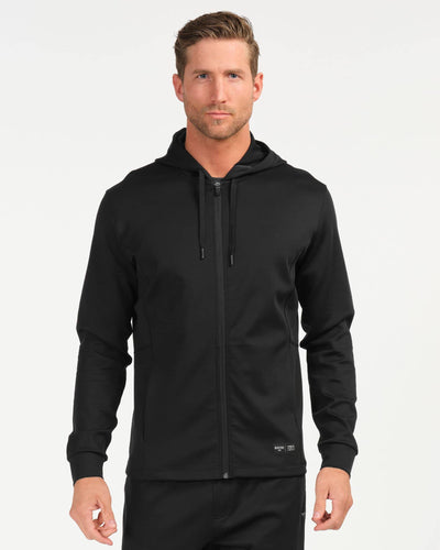 Vertex Full Zip Nero Black featured image