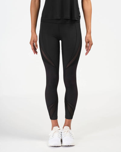 Women's Re:Structure High-Waisted 7/8 Legging Pitch Black / X-Small / Newfeatured image