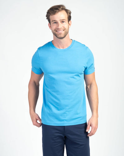 Element Tee Azure Blue / Small / Nonefeatured image