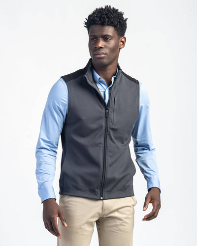 Hitch Vest Black Heather featured image