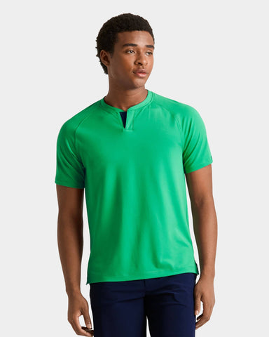 Notch Performance Pique Tee - Sale Deep Mint / Small / Salefeatured image