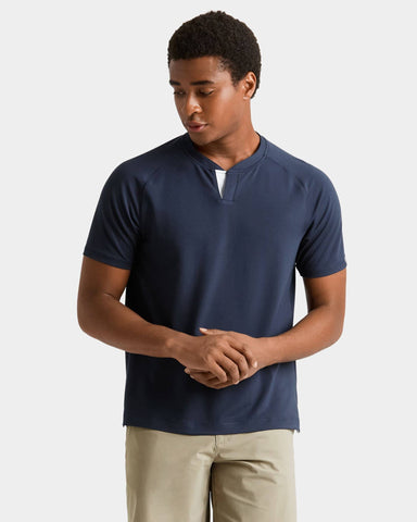 Notch Performance Pique Tee - Sale Navy / Small / Salefeatured image