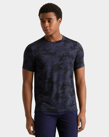 Swift Short Sleeve Navy Camo / Small / Nonefeatured image