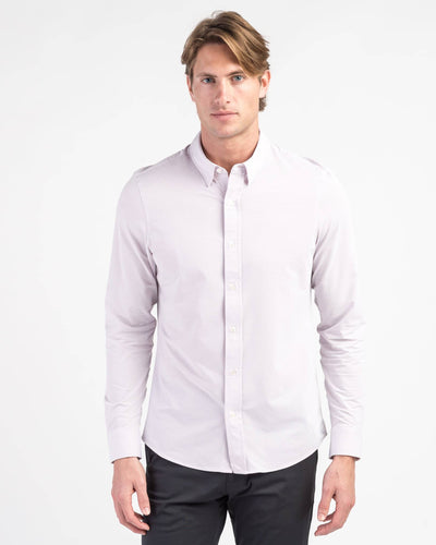 Commuter Dress Shirt Red/White Dot / Small / Notifyfeatured image