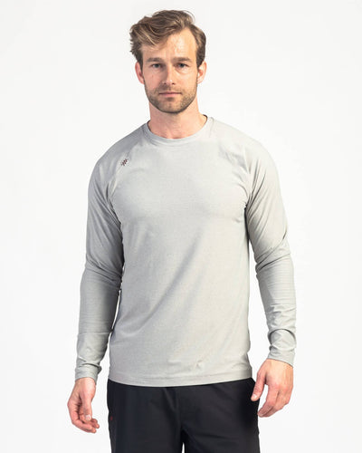 Reign Long Sleeve Light Gray Heather / Small / Notifyfeatured image