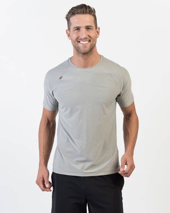 Reign Short Sleeve Light Gray Heather / Small / Notify Fewfeatured image