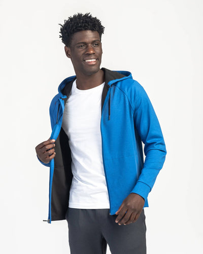 Spar Full Zip Hoodie Galaxy Blue / Small / Nonefeatured image