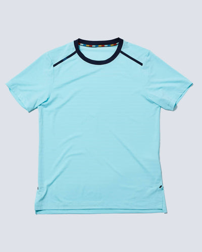 Swift Short Sleeve Tanager Turquoise / Small / Nonefeatured image
