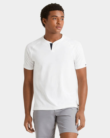 Notch Performance Pique Tee - Sale Bright White / Small / Salefeatured image