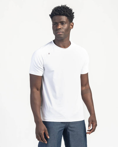 Reign Short Sleeve Bright White / Small / Nonefeatured image