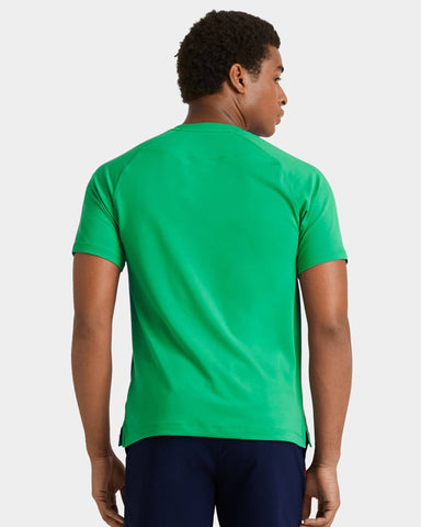 Notch Performance Pique Tee - Sale Deep Mint / Small / Saleback image