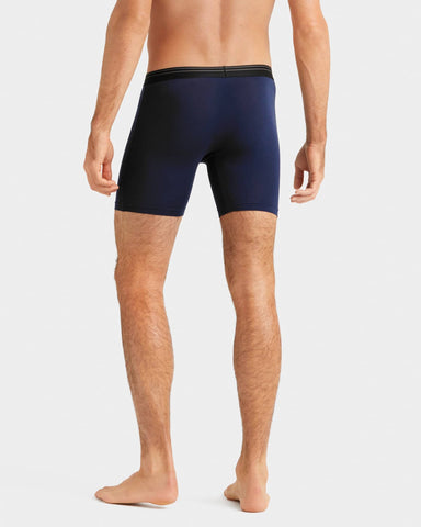 Everyday Essentials Boxer Brief Navy back image