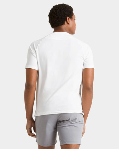 Notch Performance Pique Tee - Sale Bright White / Small / Saleback image