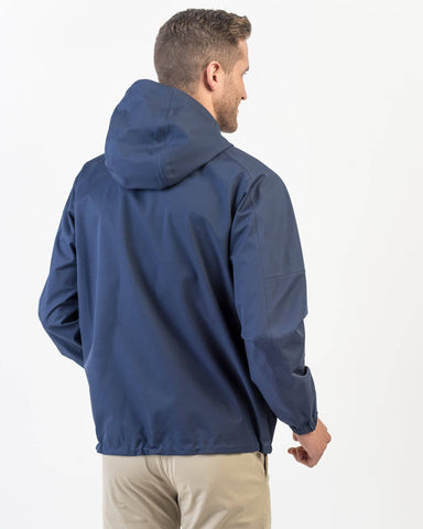 Tech Twill Anorak Navy/Snapdragon / Small / Saleback image
