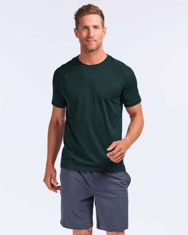 Reign Short Sleeve Ponderosa Pine Heather featured image