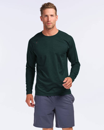 Reign Long Sleeve Ponderosa Pine Heather / Small / Nonefeatured image