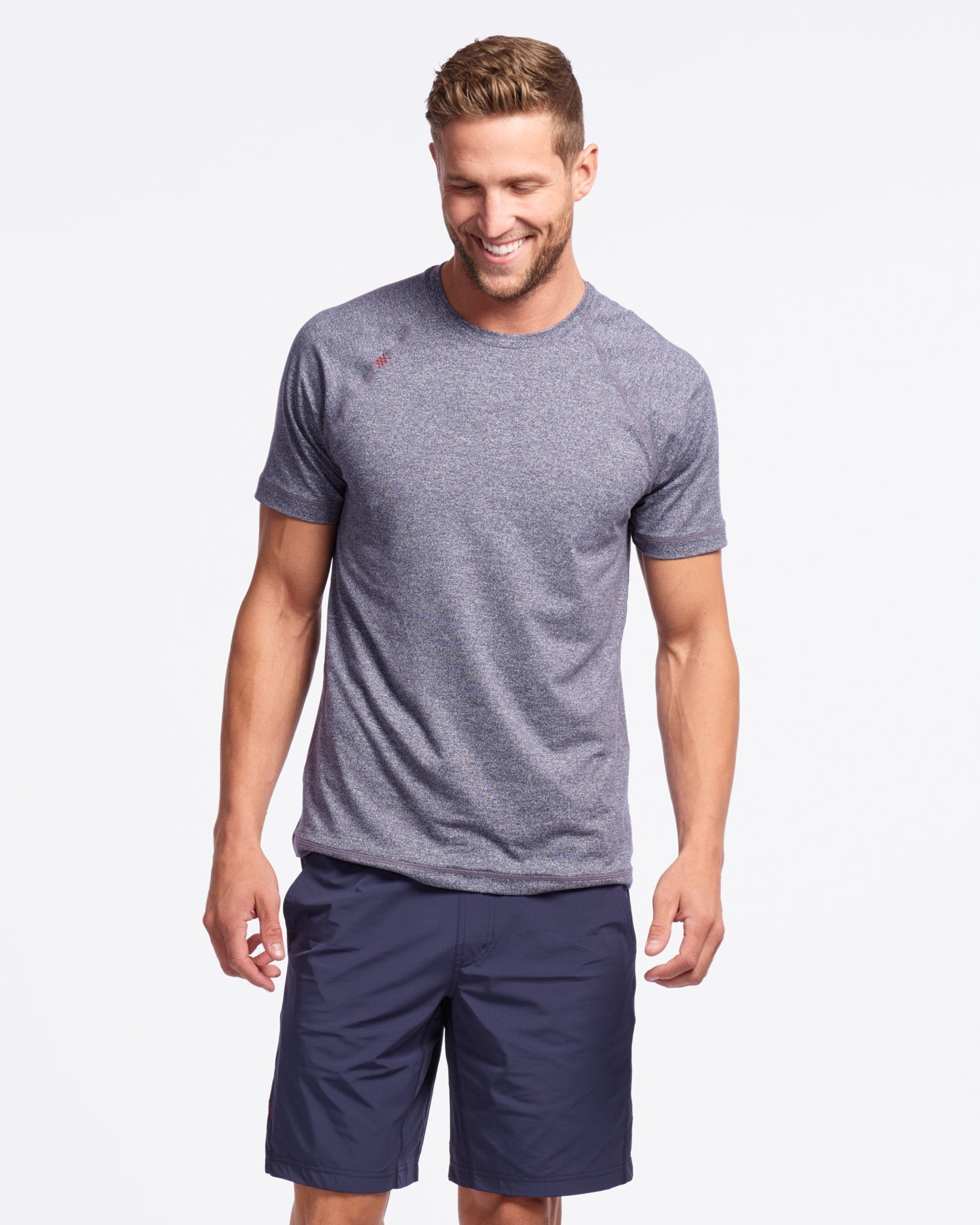 49aed929 Commuter Tech Polo. $92.00. Reign Short Sleeve