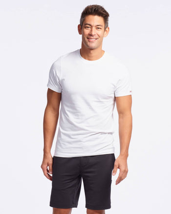 Element Tee White / Small / Notifyfeatured image