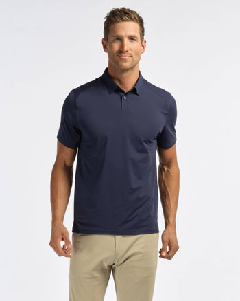 Commuter Polo Navy / Small / Nonefeatured image