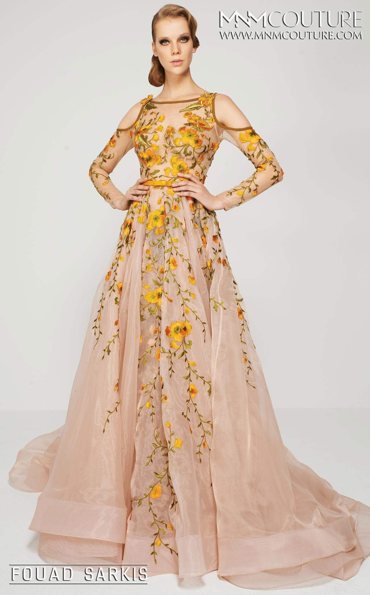 b996cd61305 Fouad Sarkis Couture 2401 – Dody s Dresses