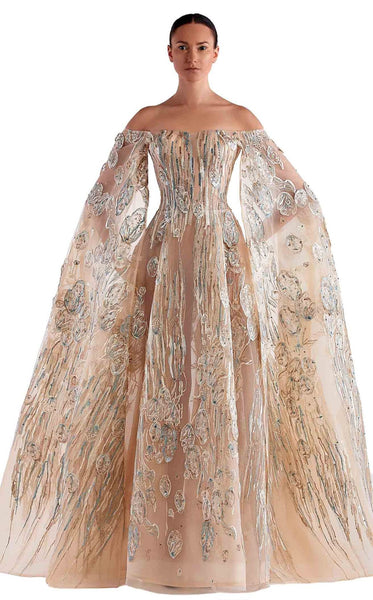 Copy of EDWARD ARSOUNI COUTURE SS0462 DRESS