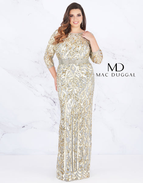FABULOUSS  4857F BY MAC DUGGAL