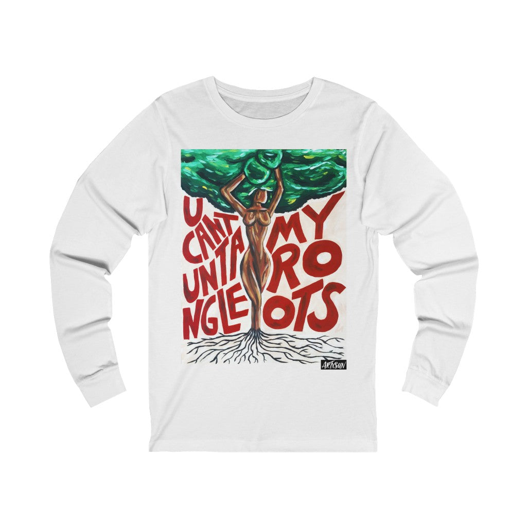 My Roots Long Sleeve Shirt