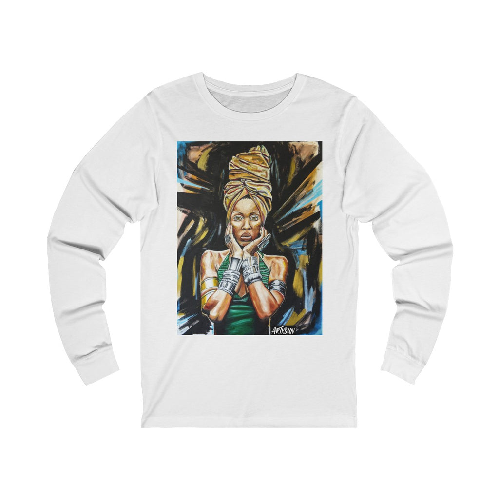 Erykah Badu Long Sleeve Shirt