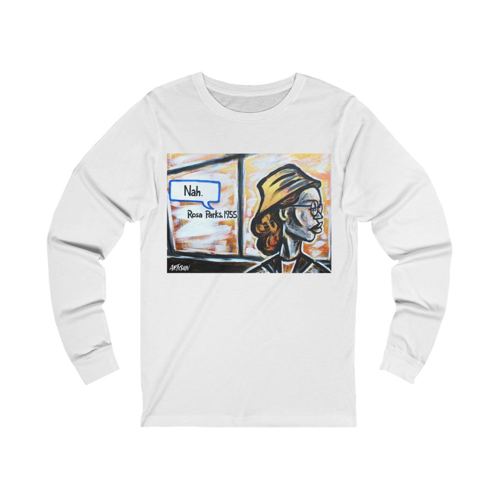 Heroic History Long Sleeve Shirt