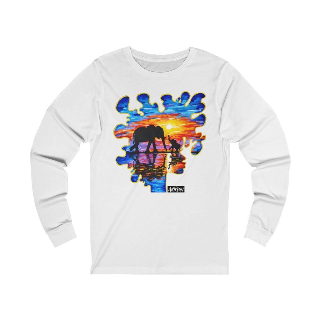 Thoughts of Homeland Long Sleeve Shirt