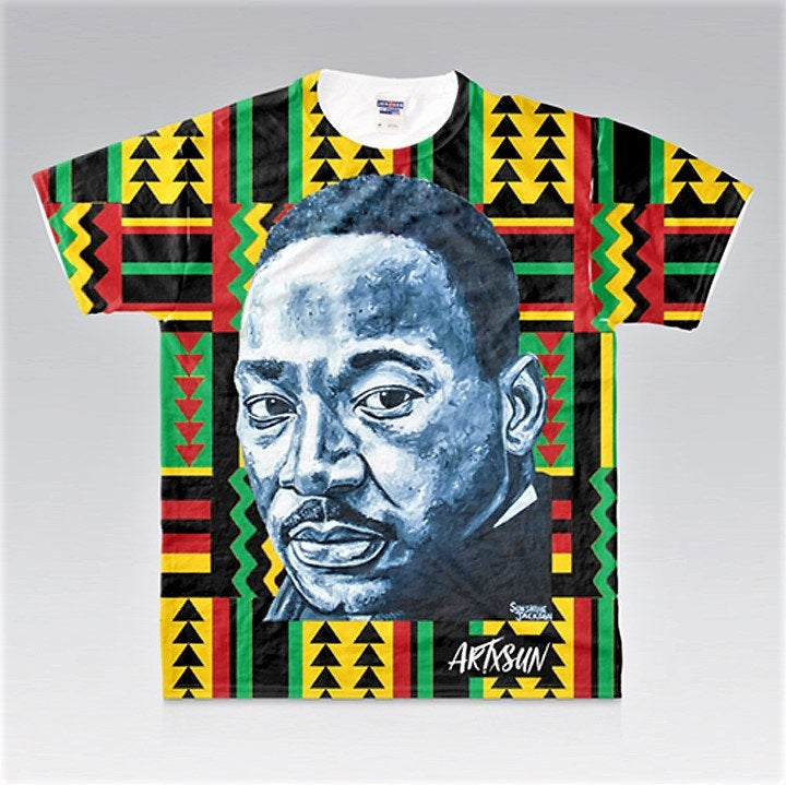Martin Luther King Jr. All Over Shirt (OG)