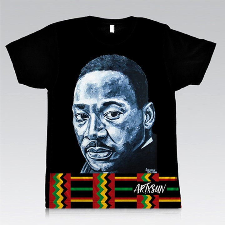 Martin Luther King Jr. Stripe Shirt (OG)