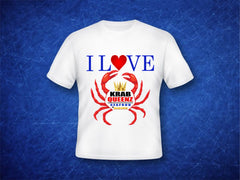 Krab Queenz T Shirt