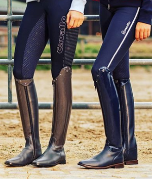 Insignis and Insignis LUX Dressage Boots by Cavallo