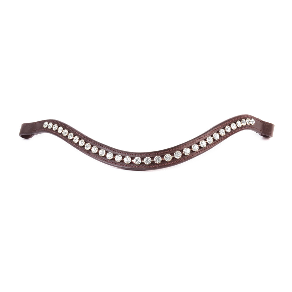Australian Nut Browbands by Bridle2Fit