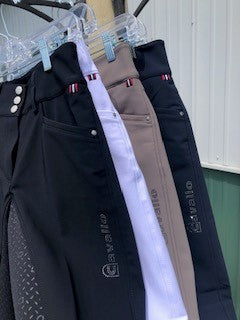 Celine X Grip Breeches by Cavallo