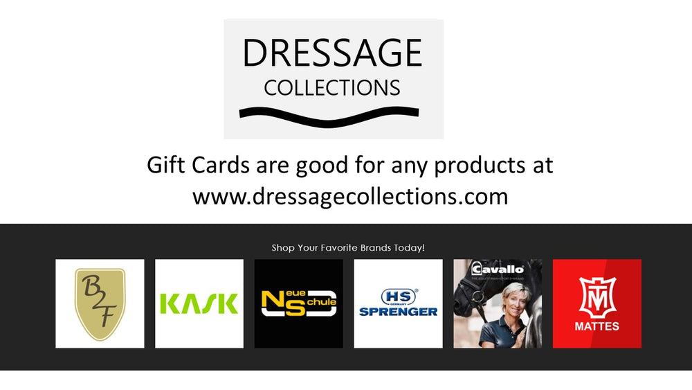 Dressage Collections Gift Card