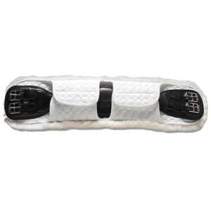 E.A. Mattes Dressage Adjustable Girth Cover