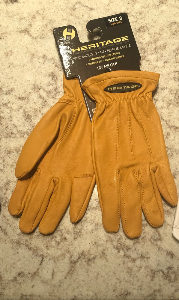 Heritage Trainer and Trail Gloves