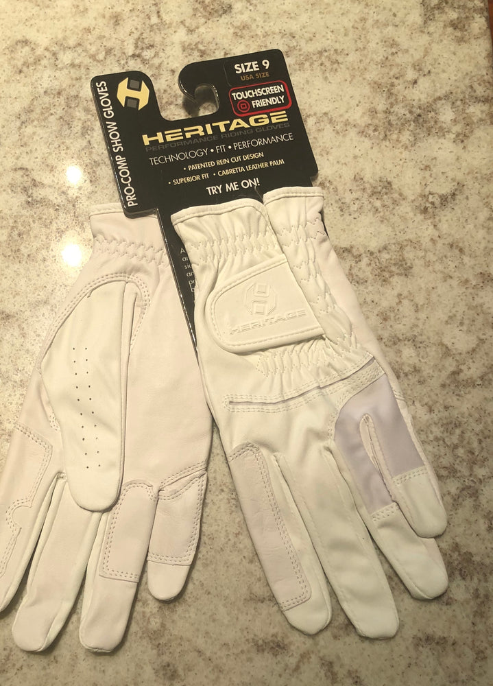 Heritage Pro - Comp Show Gloves
