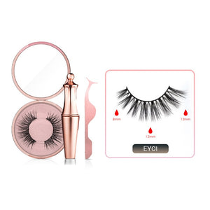 Magnetic Lashliner &  Magnetic Eyelashes Kit