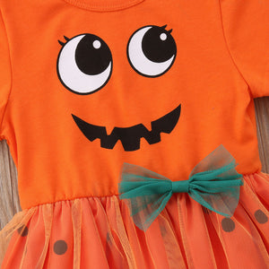 Pumpkin Fairy Dress