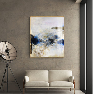 Imaginative Abstract Canvas Painting