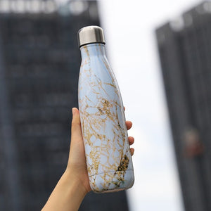 17oz Stainless Steel Water Bottle