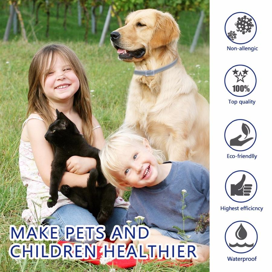 Load image into Gallery viewer, ANTI FLEA & TICKS COLLAR - planetadeals.com