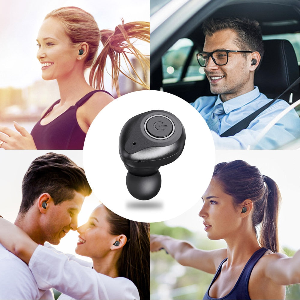 Load image into Gallery viewer, WATERPROOF EARBUDS - planetadeals.com