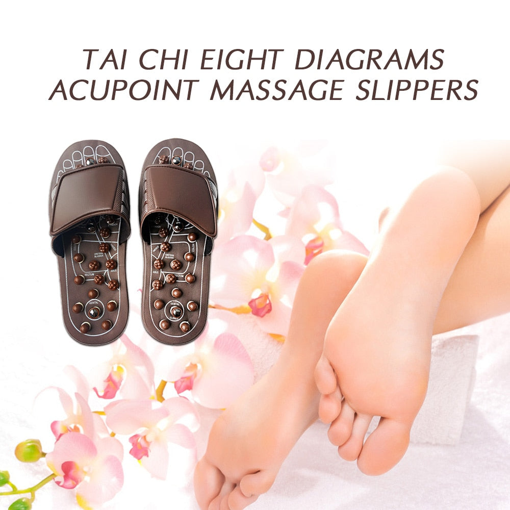 TAI-CHI MASSAGE SLIPPERS